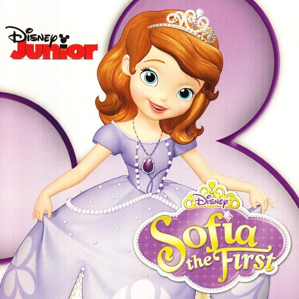 Товары для школы с персонажами Sofia The First