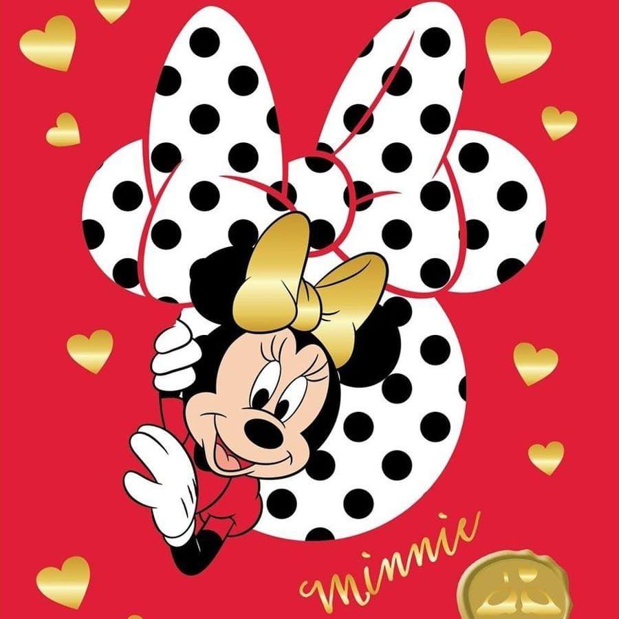 Товары для школы с персонажами Minnie Mouse