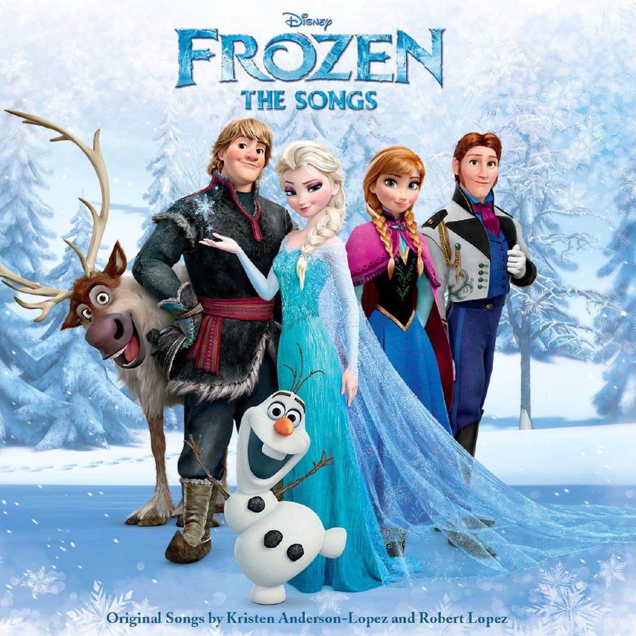 Товары для школы с персонажами Frozen