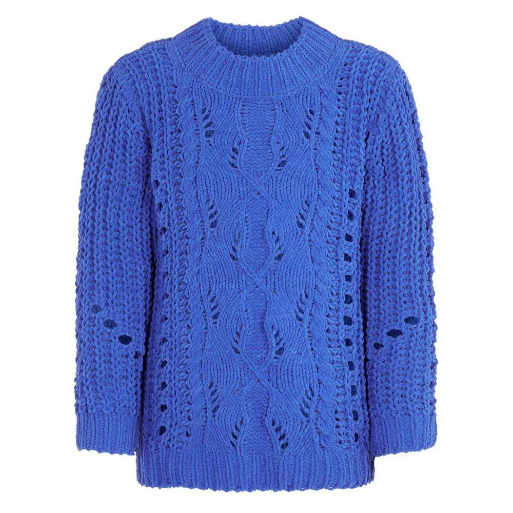 Джемпер Name it Camilla (синий), арт. 193.13169942.DBLU, цвет Сиреневый