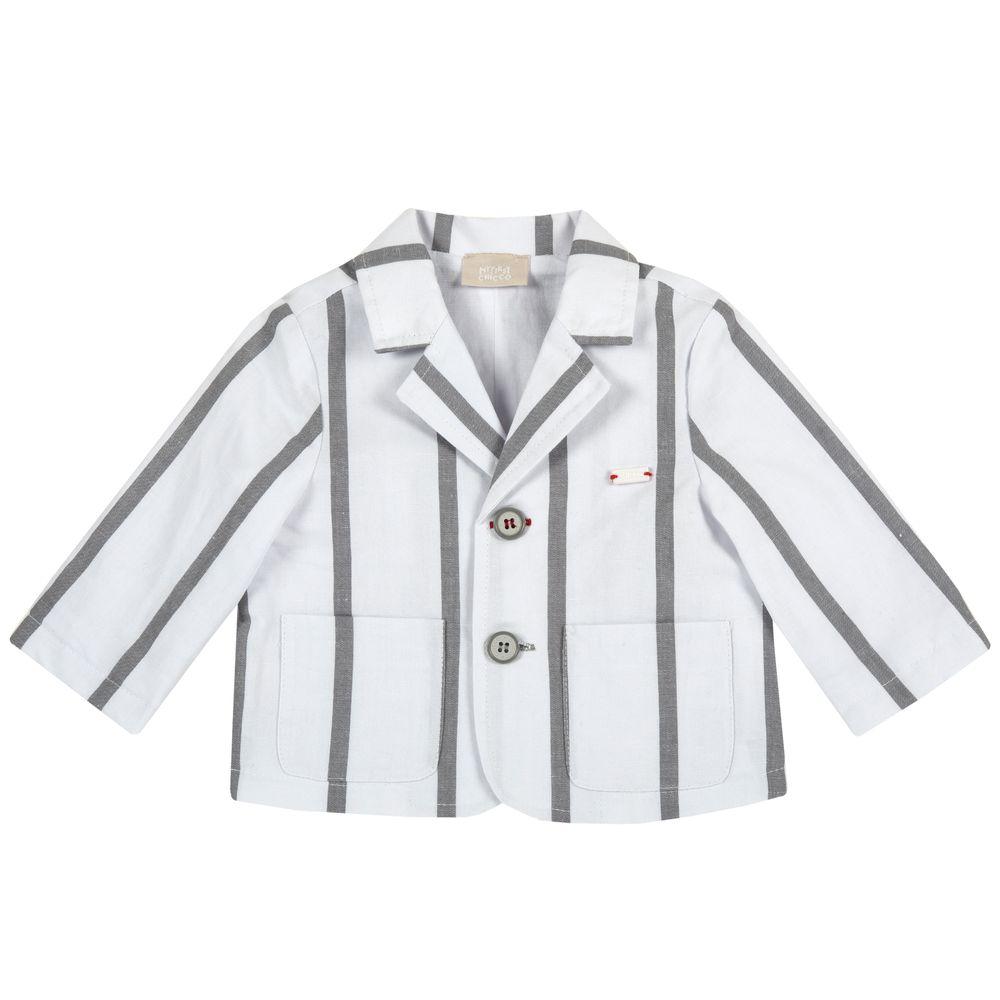 Пиджак Chicco Archie, арт. 090.84346.033, цвет Белый