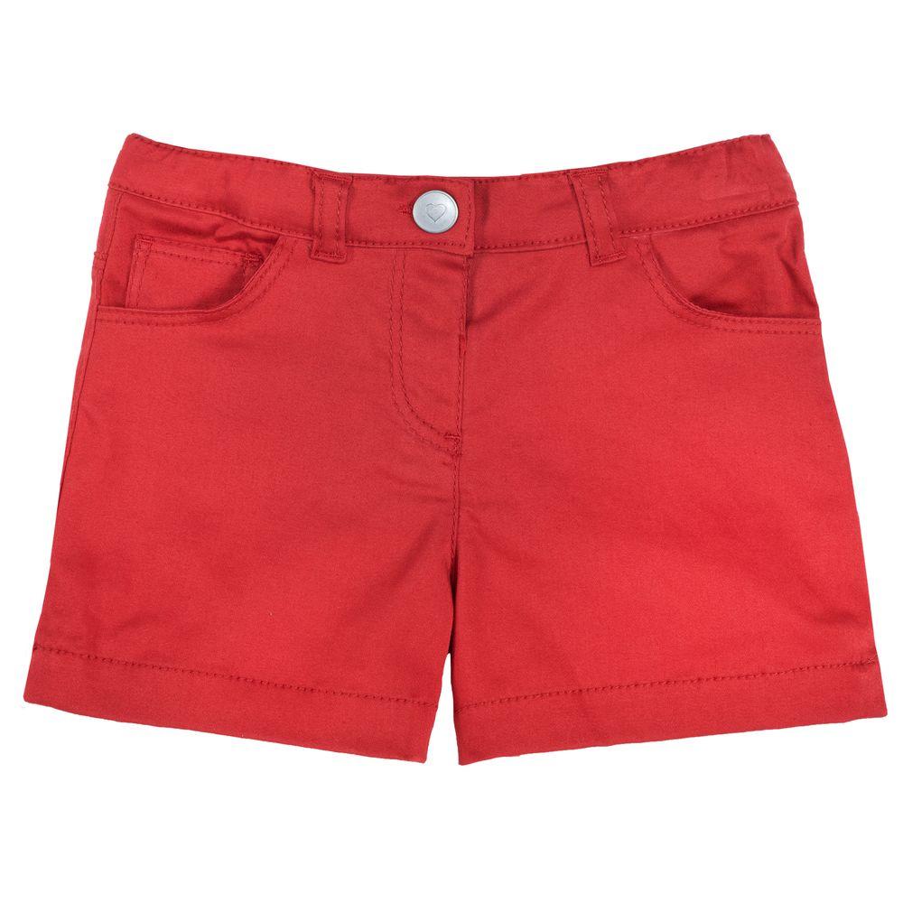 Шорты Chicco J'adore, арт. 090.52806.071, цвет Красный
