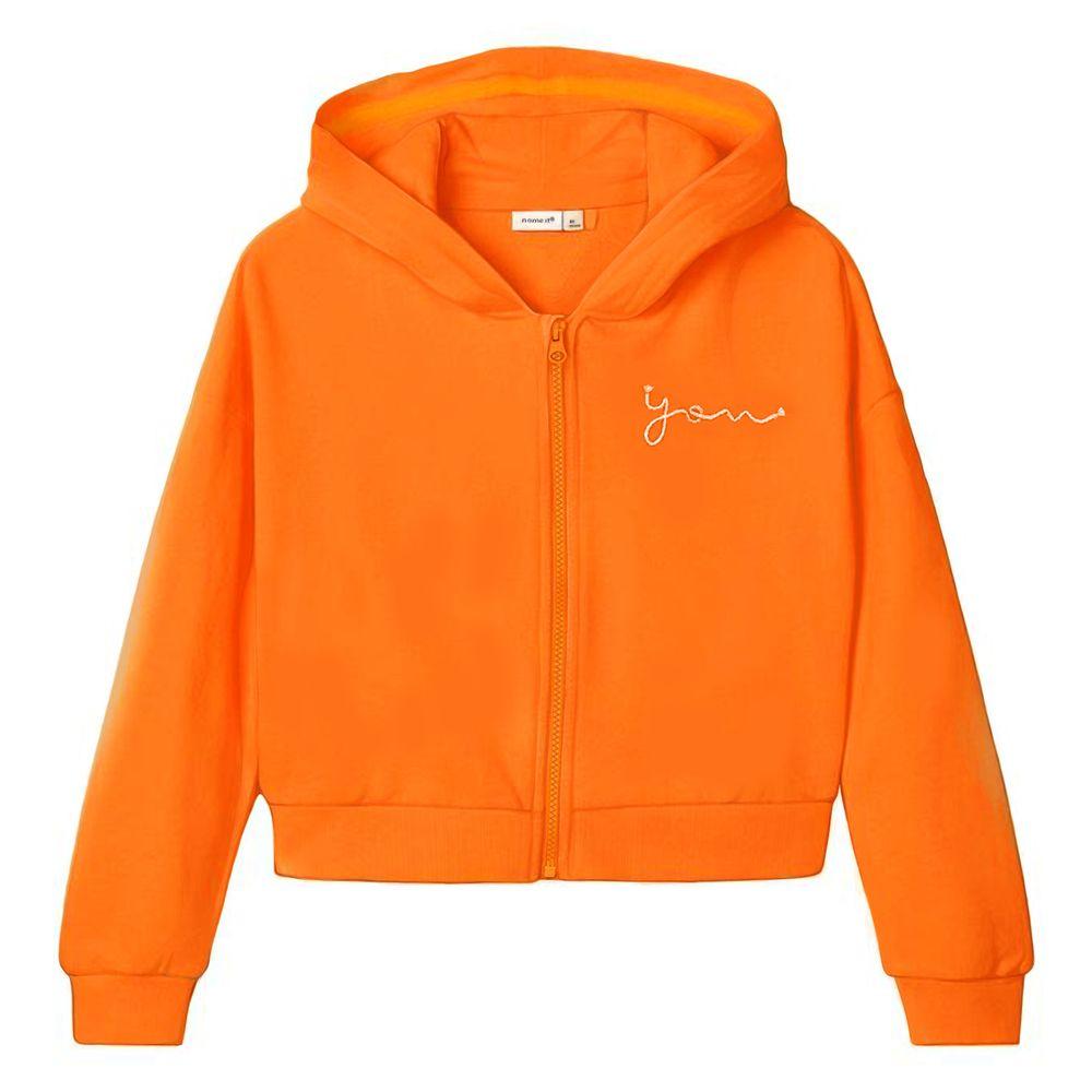 Кардиган Name it Ingri, арт. 203.13178380.VORA, цвет Оранжевый