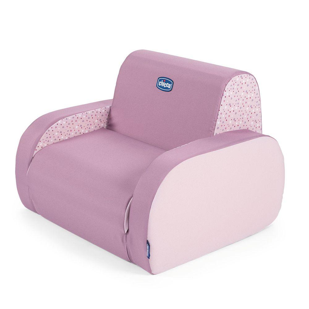 Детское кресло Chicco Twist, арт. 79098, цвет Розовый