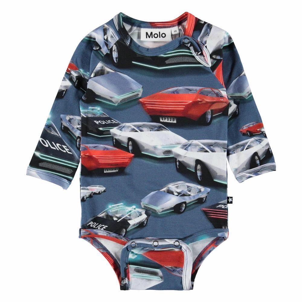 Боди Molo Field Self-Driving Cars, арт. 3W19B203.4880, цвет Синий