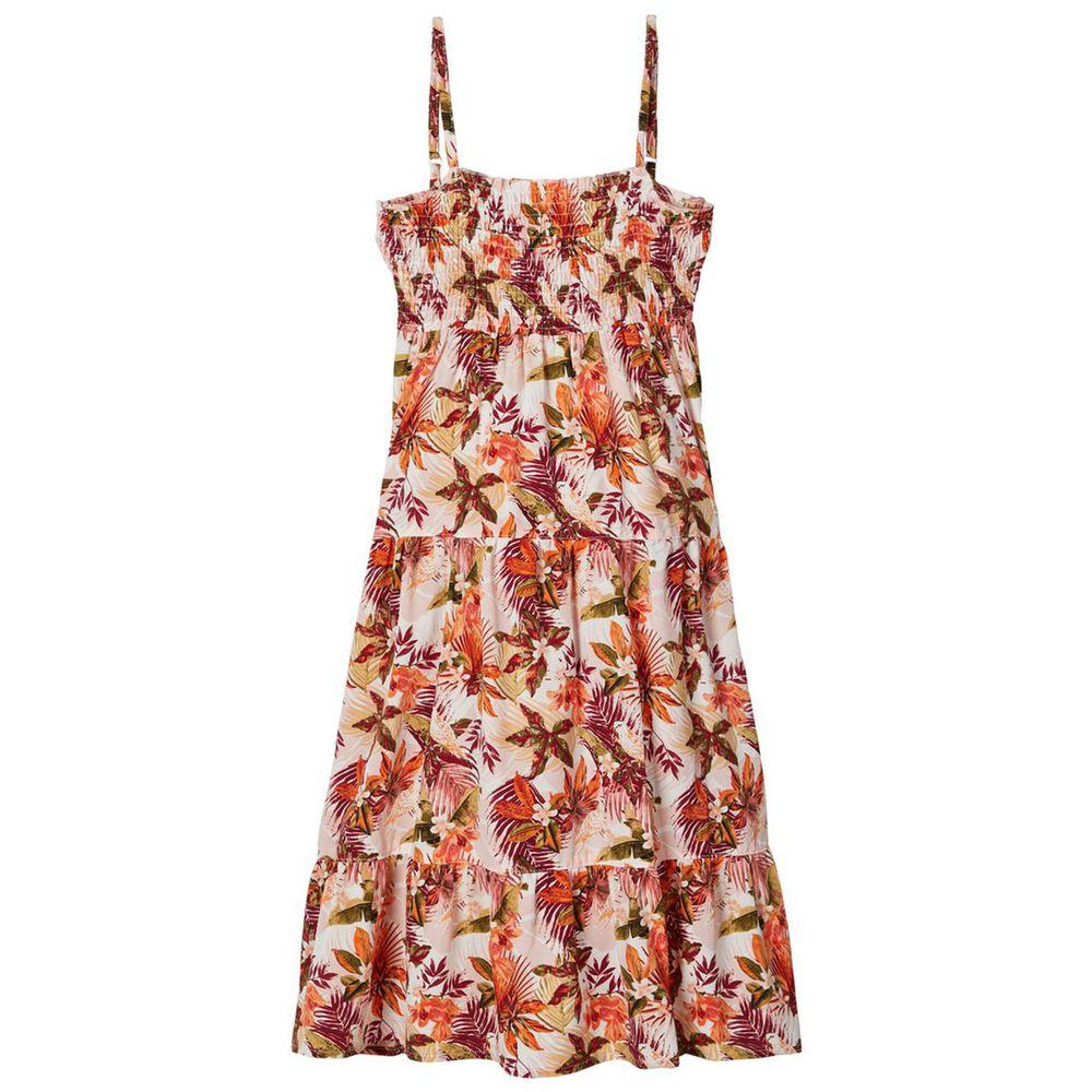 Платье Name it Camilla, арт. 201.13178919.SPIN, цвет Оранжевый