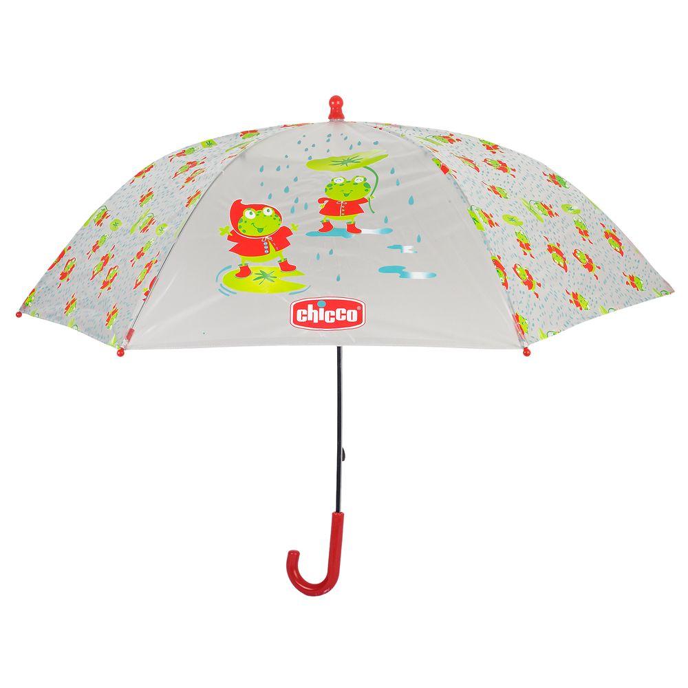 Зонтик Chicco Little frogs, арт. 015.58733.700, цвет Салатовый
