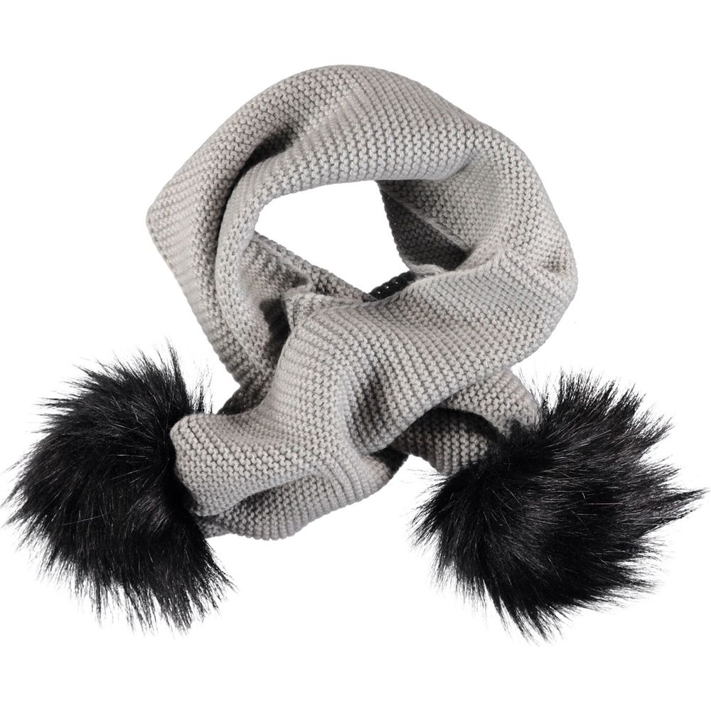 Шарф Molo Kaisa Grey Melange, арт. 7W18S506.1046, цвет Серый