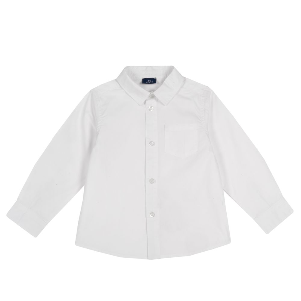 Рубашка Chicco Alan, арт. 090.54192.033, цвет Белый