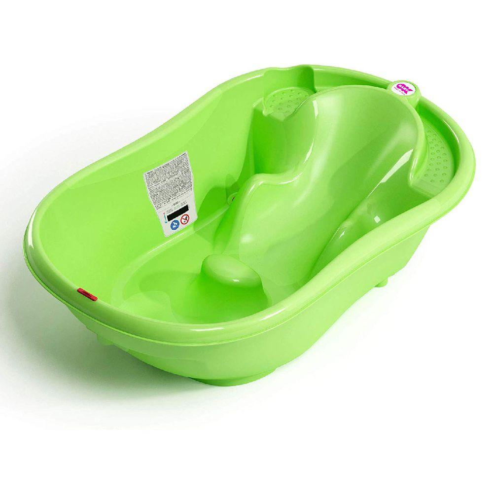 Ванночка Ok Baby Onda , арт. 3823, цвет Салатовый