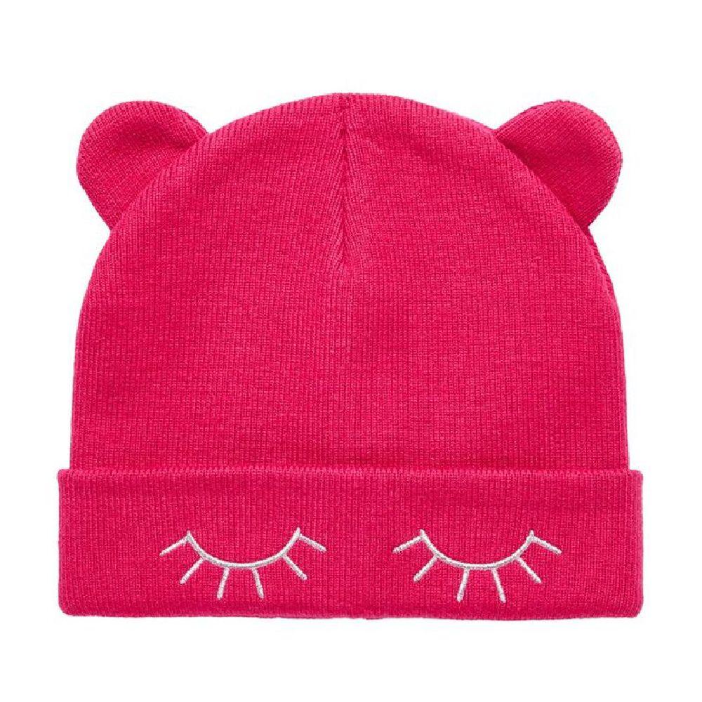 Шапка Name it Pink kitten, арт. 201.13167837.CERI, цвет Малиновый