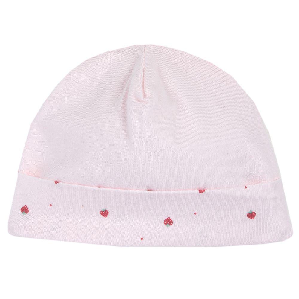 Шапка Chicco Bunny & Strawberry, арт. 090.04646.011, цвет Розовый