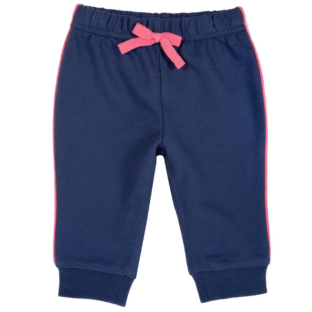 Брюки спортивные Chicco Mia (синие), арт. 090.08148.085, цвет Синий