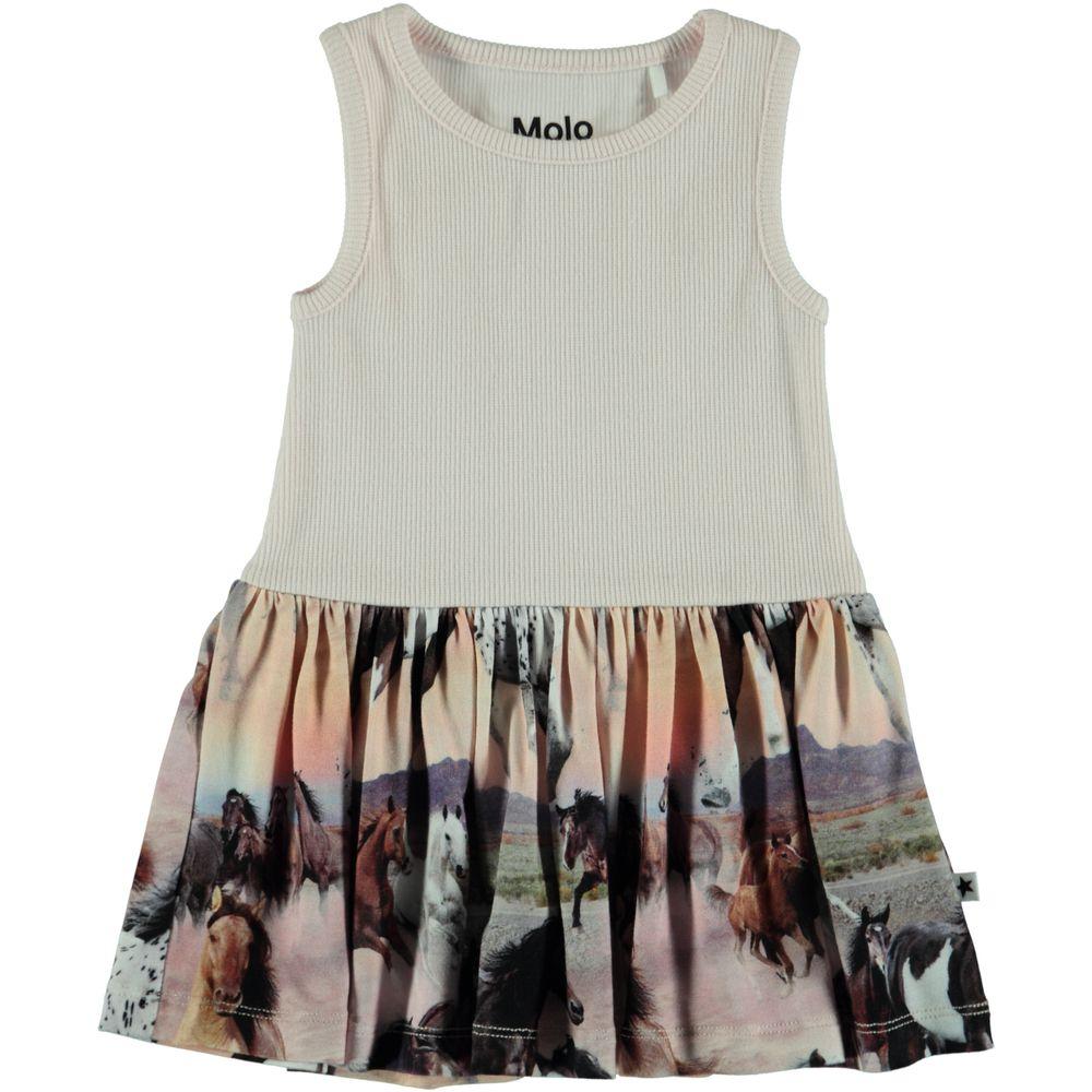 Платье Molo Como, арт. 4S19E120.4183, цвет Серый