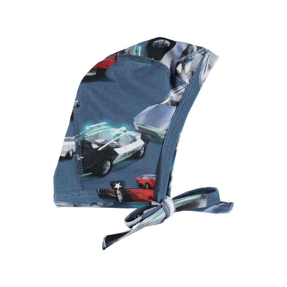 Шапка Molo Nis Self-Driving Cars, арт. 7W19T203.4880, цвет Синий
