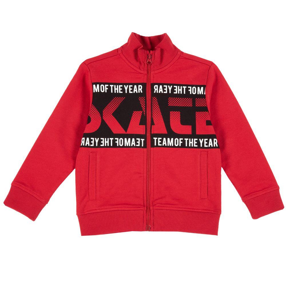 Кардиган Chicco One team red, арт. 090.09532.071, цвет Красный