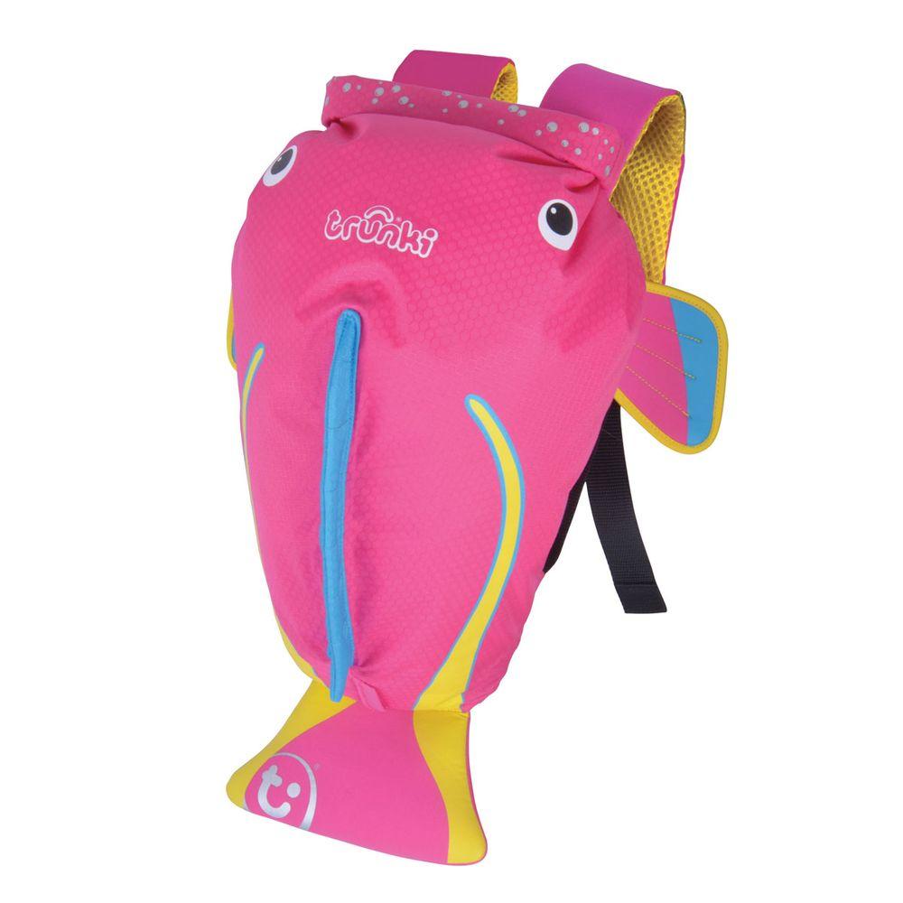 "Детский рюкзак Trunki ""Pink Tropical"", арт. 0250-GB01, цвет Розовый"
