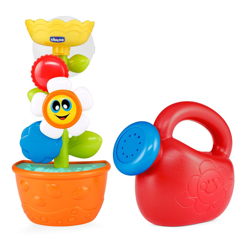 """Игрушка для ванной Chicco """"Цветок"""", арт. 09223.00"""