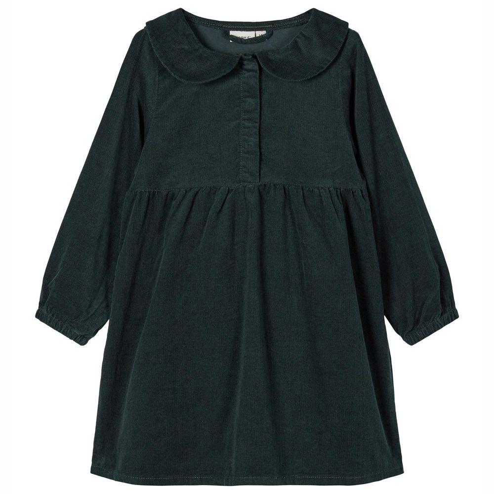 Платье Name it Rosetta green, арт. 203.13180037.DSPR, цвет Зеленый