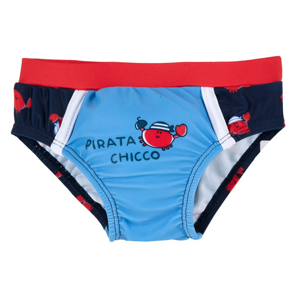 Плавки Chicco Crab pirate, арт. 090.07038.088, цвет Синий