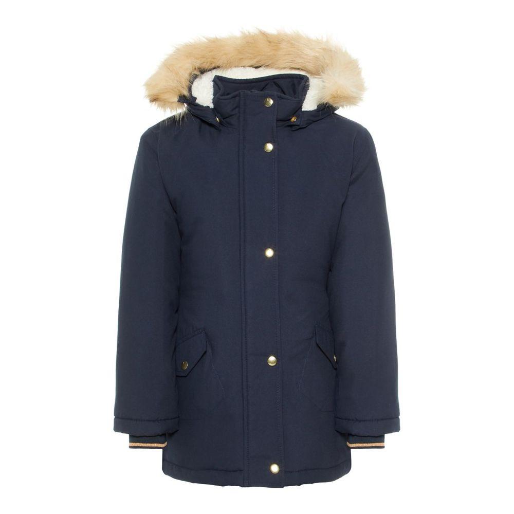 Куртка-парка Name it Valery, арт. 193.13167900.DSAP, цвет Синий
