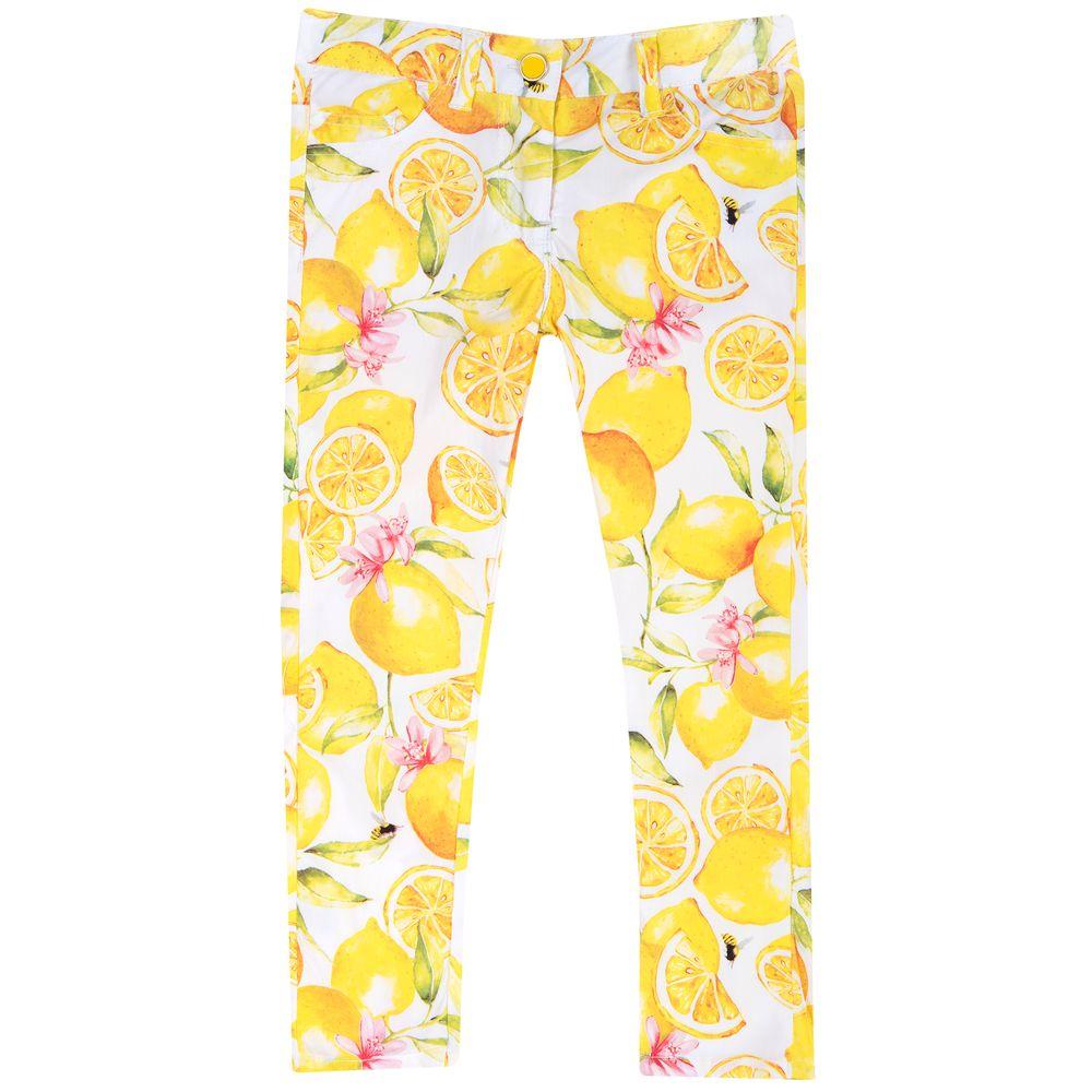 Брюки Chicco Fruit, арт. 090.08218.064, цвет Желтый