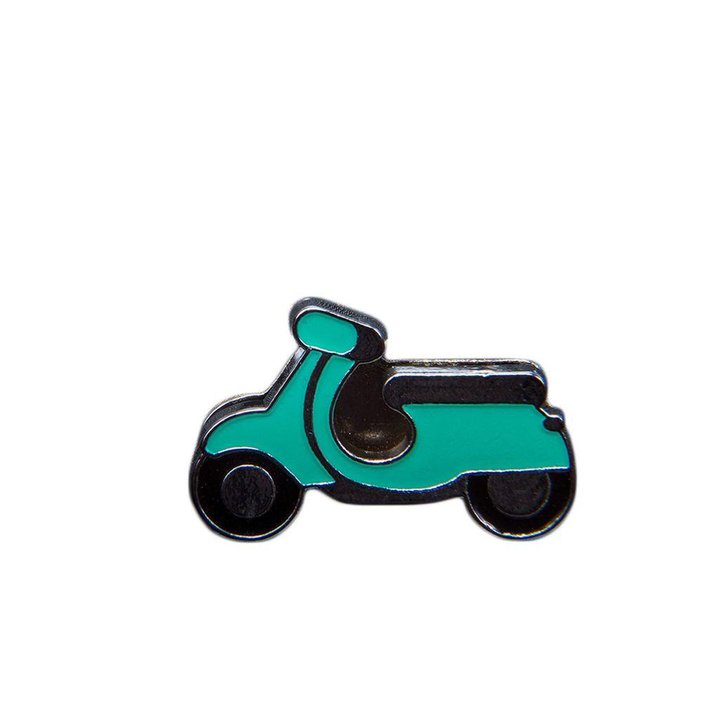"Эмодзи Tinto ""Glow in the dark Moped"", арт. AC2266, цвет Бирюзовый"