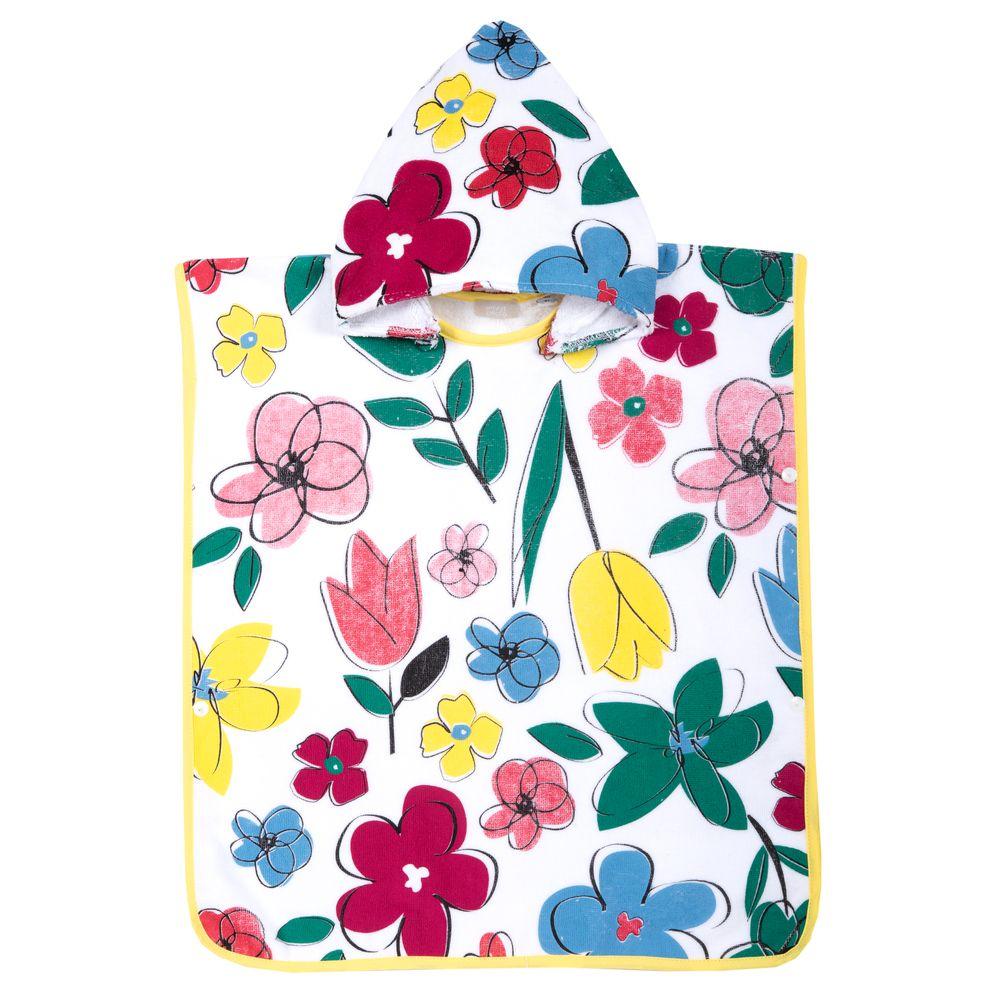 Полотенце-пончо Chicco Fresh, арт. 090.40961.034, цвет Разноцветный