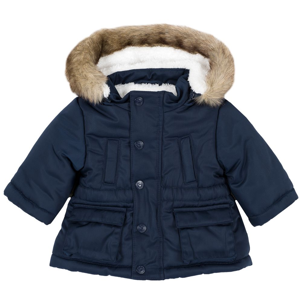 Куртка Chicco Oscar, арт. 090.87425.088, цвет Синий