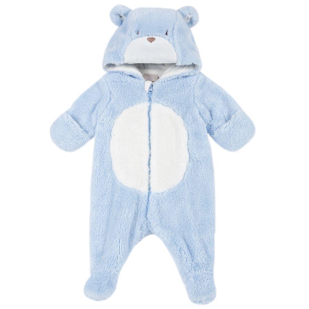 Комбинезон Chicco Polar bear, арт. 090.02014.021, цвет Голубой