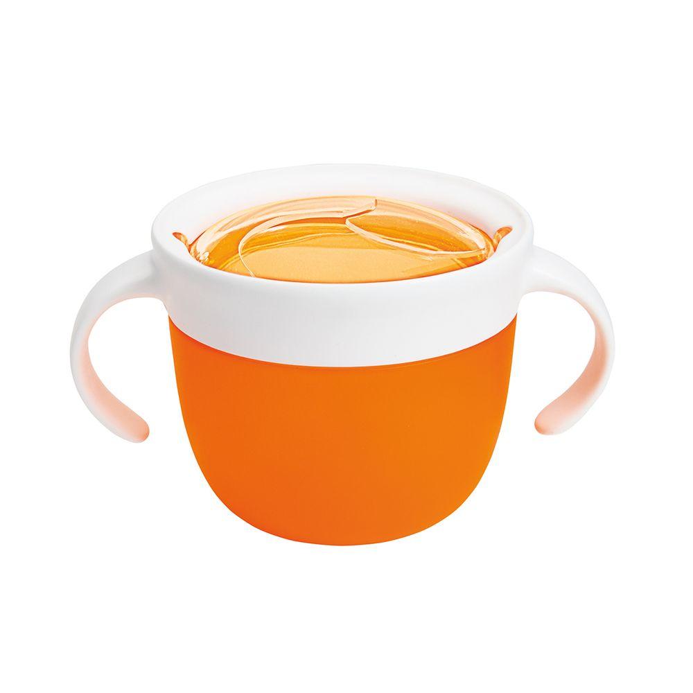 """Контейнер для печенья Munchkin """"Click Lock"""", арт. 011401, цвет Оранжевый"""