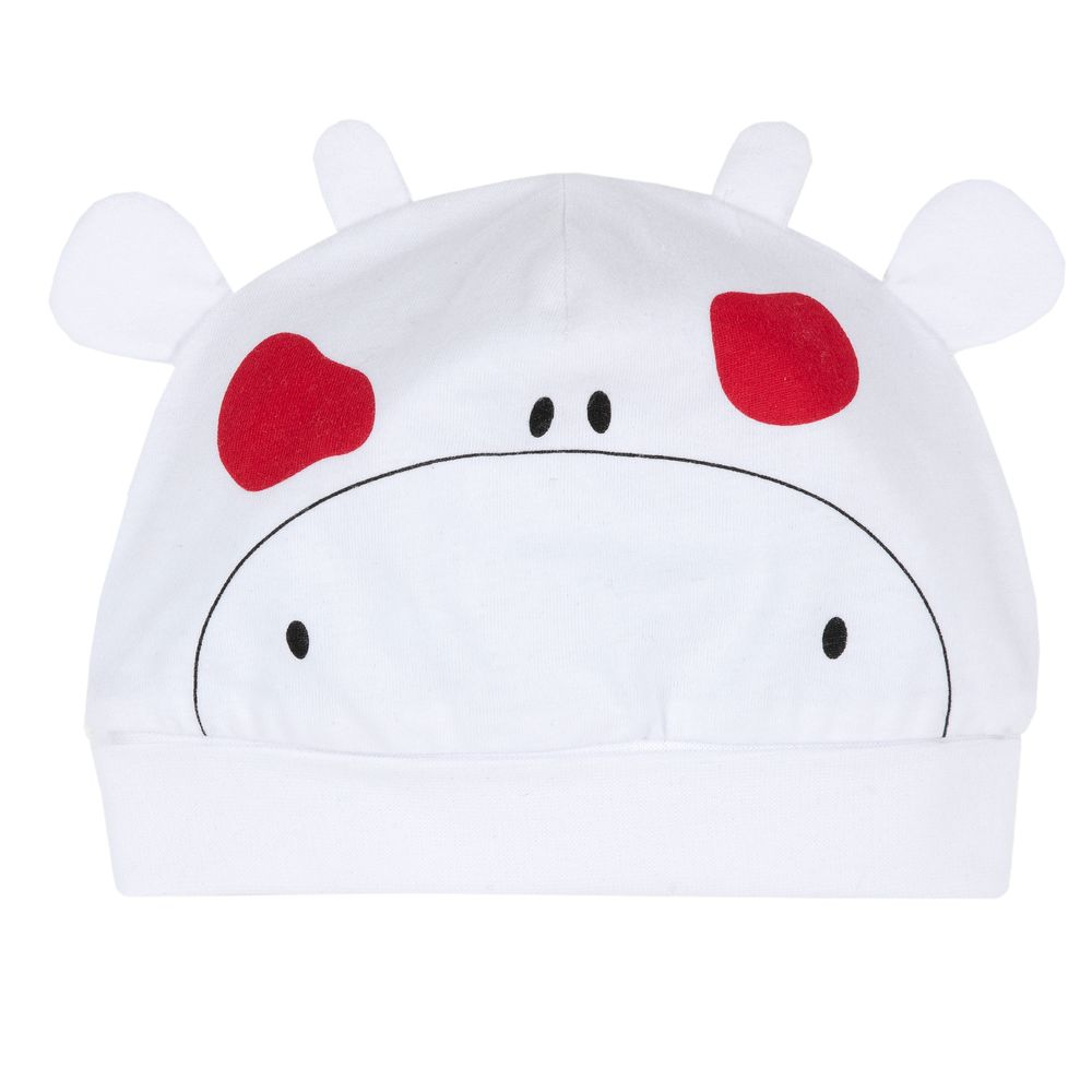 Шапка Chicco Baby milk, арт. 090.04572.033, цвет Белый