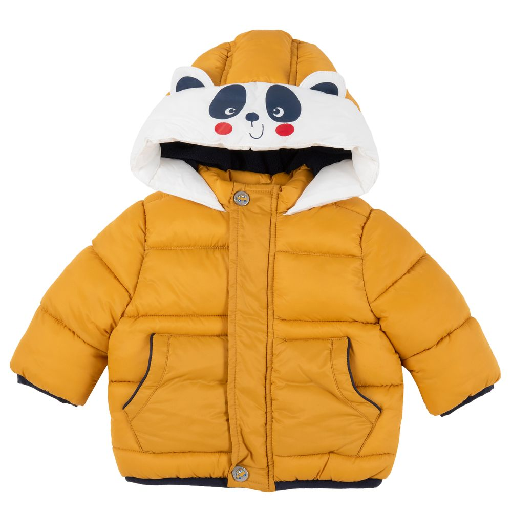 Куртка Chicco Happy panda, арт. 090.87233.042, цвет Желтый