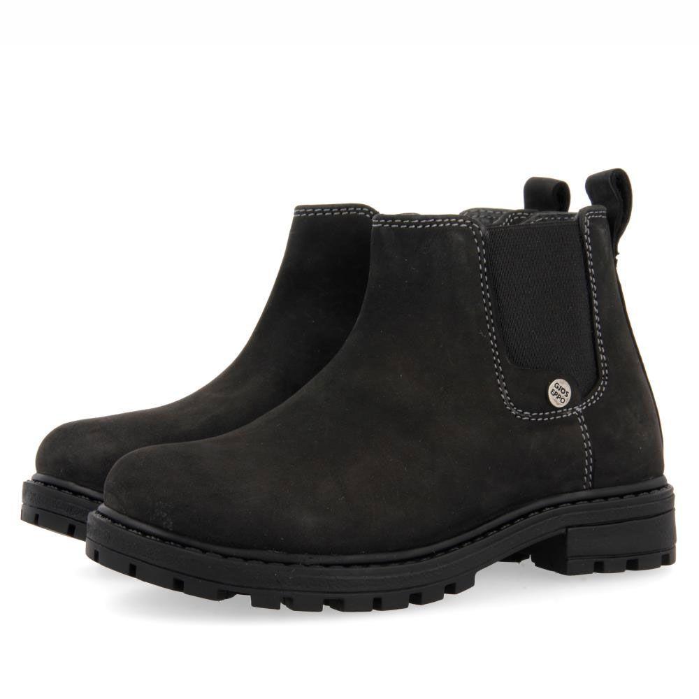 Ботинки Gioseppo Stoben, арт. 60909.Blac, цвет Черный
