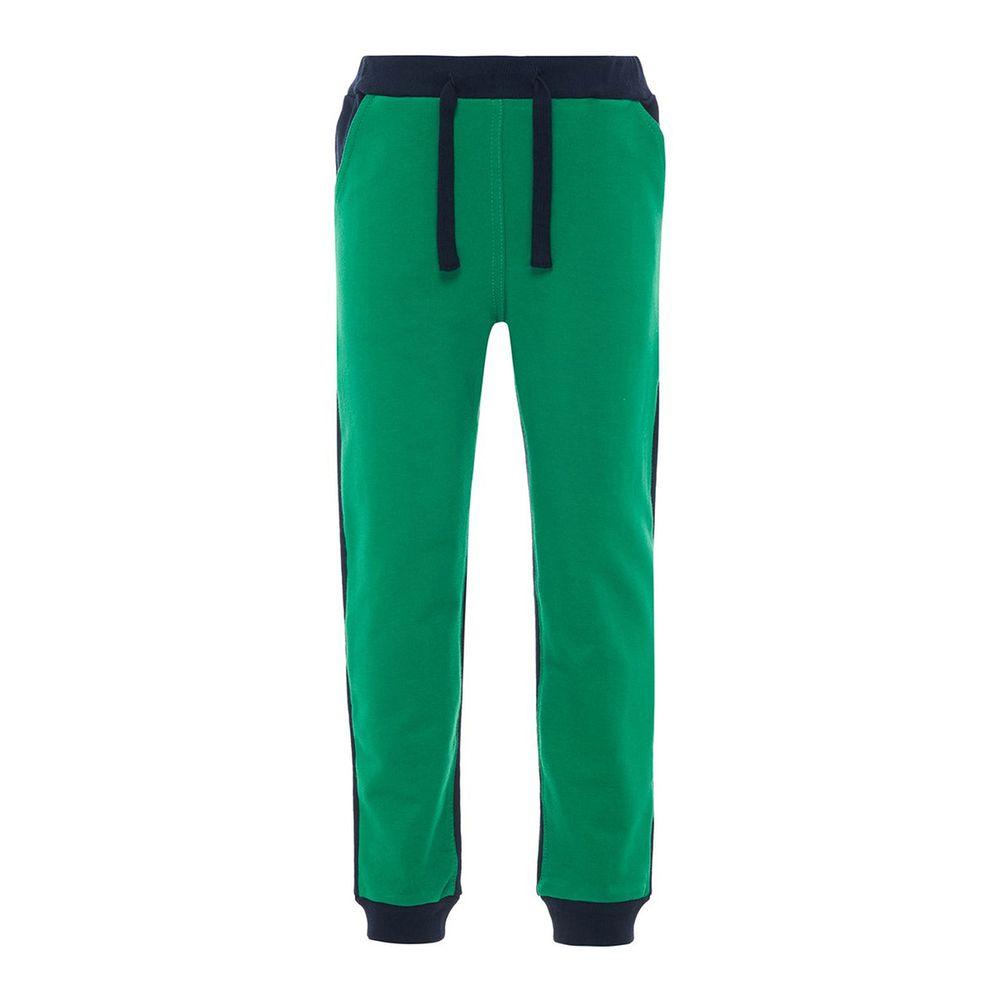 Брюки Name it Brooklyn (зеленые), арт. 13160709.MGRE, цвет Зеленый