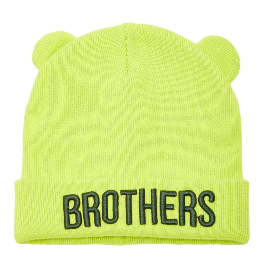 Шапка Name it Brothers, арт. 203.13179560.ALIM, цвет Салатовый
