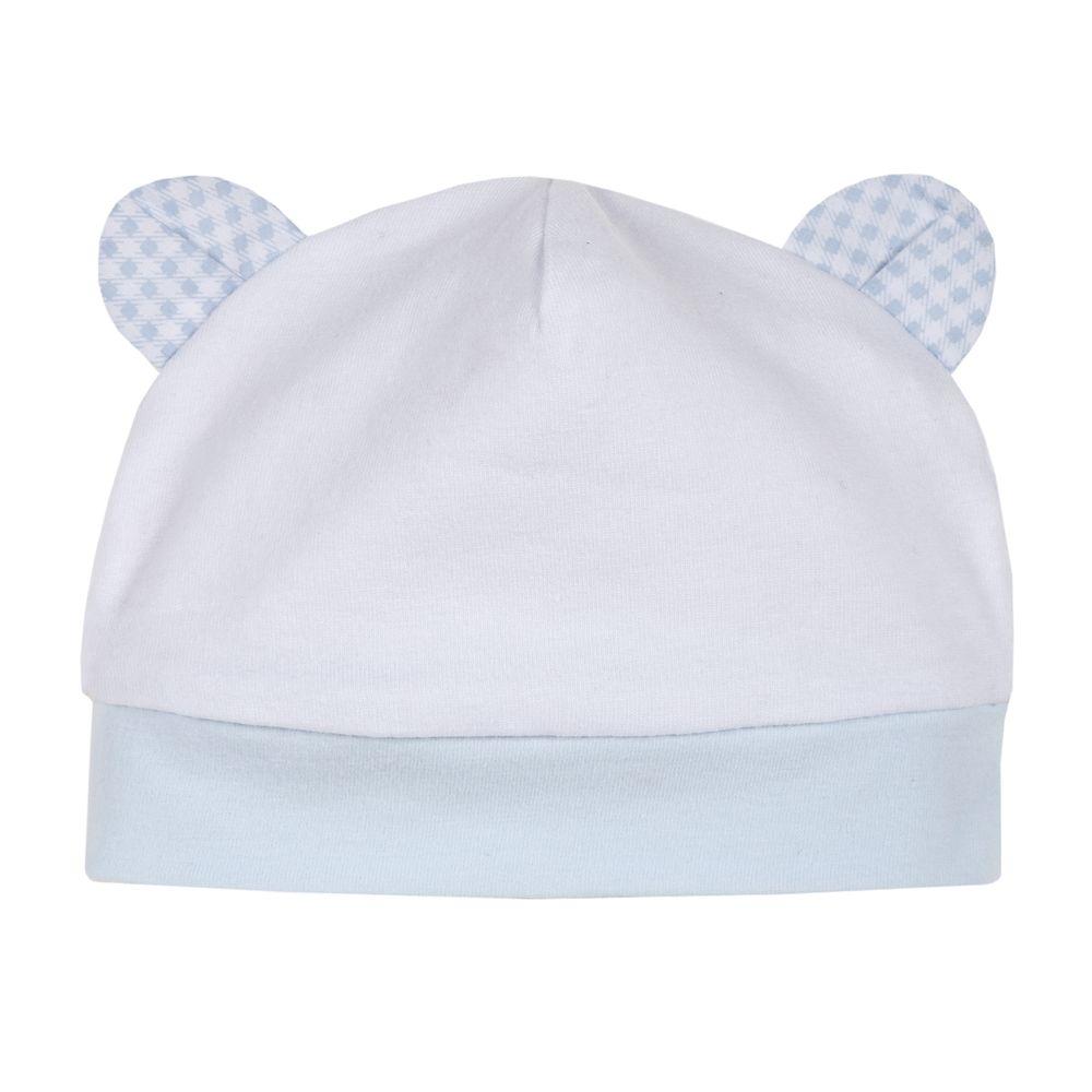 Шапка Chicco Dandy bear, арт. 090.04384.032, цвет Белый