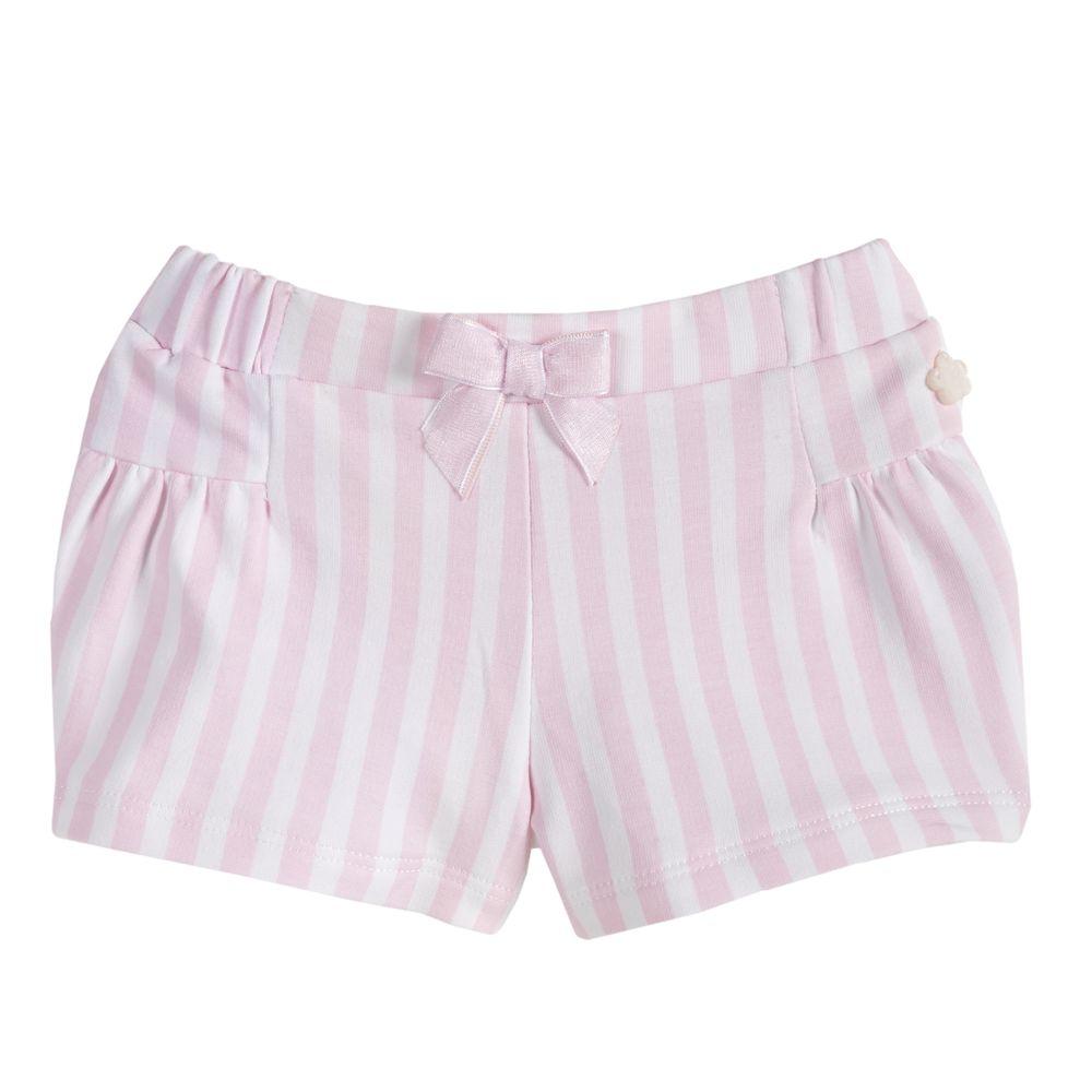 Шорты  Chicco Happy bow, арт. 090.52752.031, цвет Розовый