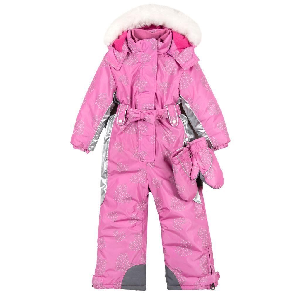 Термокомбинезон Chicco Thermore Super power, арт. 090.96326.016, цвет Розовый