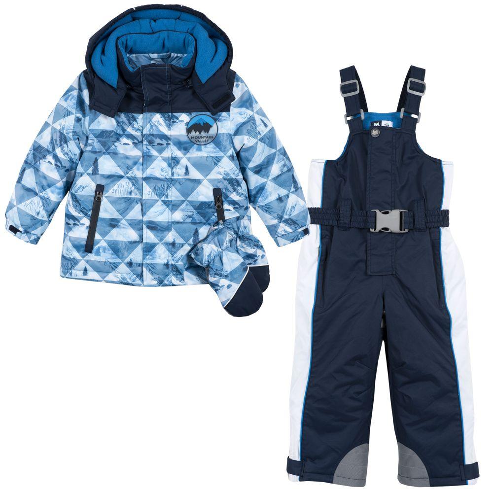 Термокостюм Chicco Mountain valley, арт. 090.76345.088, цвет Синий