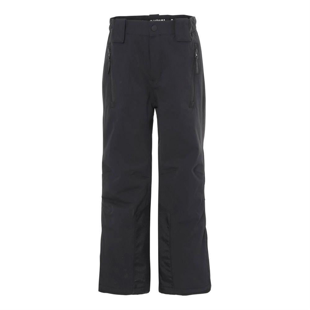 Термобрюки горнолыжные Molo Jump Pro Dark Black, арт. 5W20I102.0099, цвет Черный
