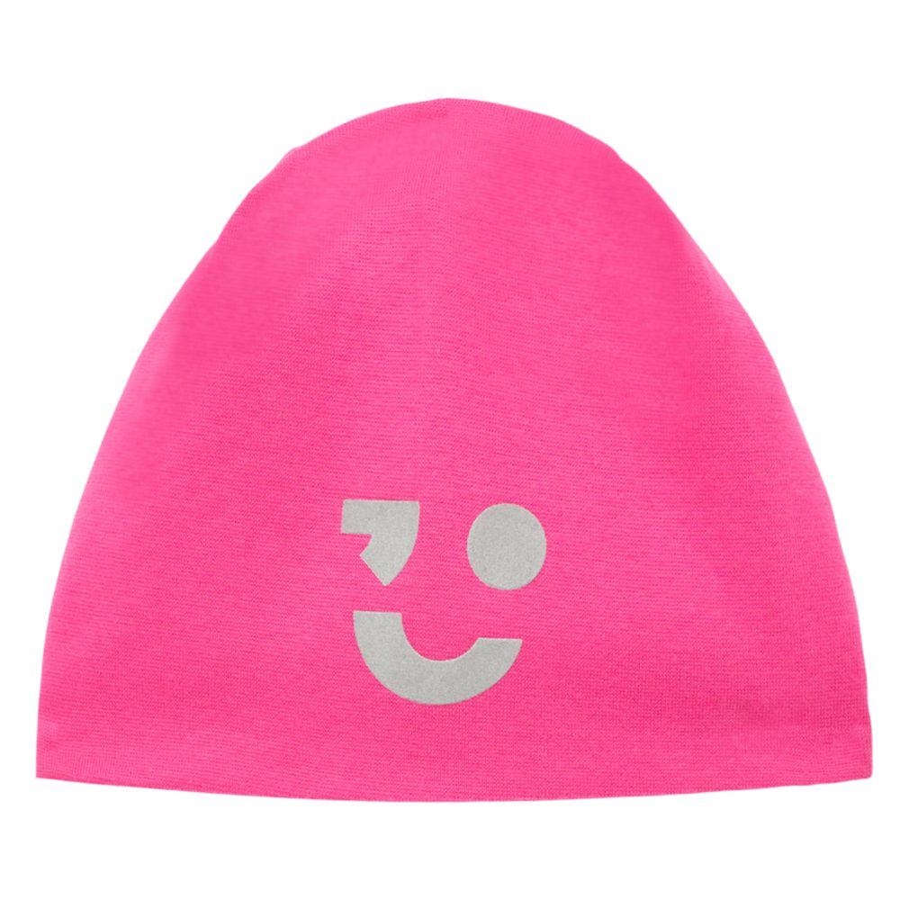 Шапка Name it Smile baby pink, арт. 203.13179602.FPUR, цвет Розовый