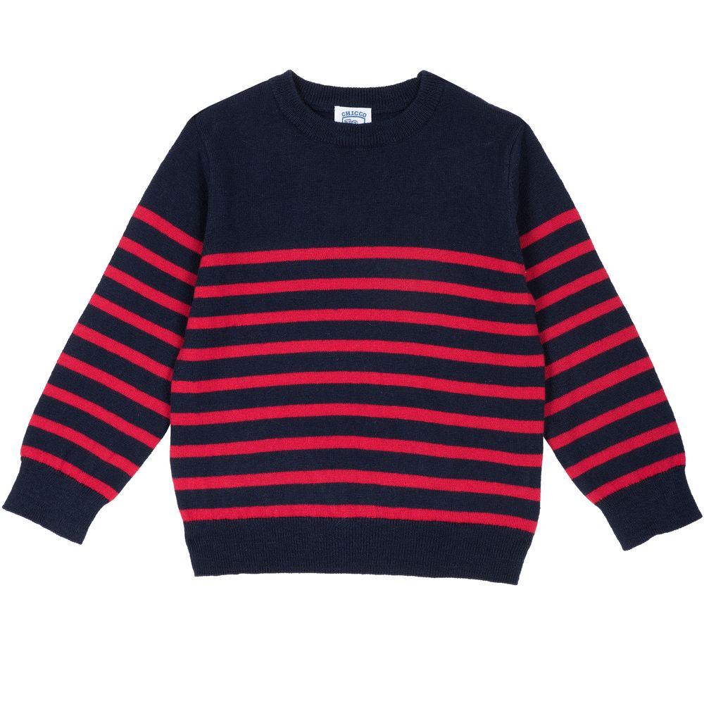 Пуловер Chicco Drive, арт. 090.69393.088, цвет Синий