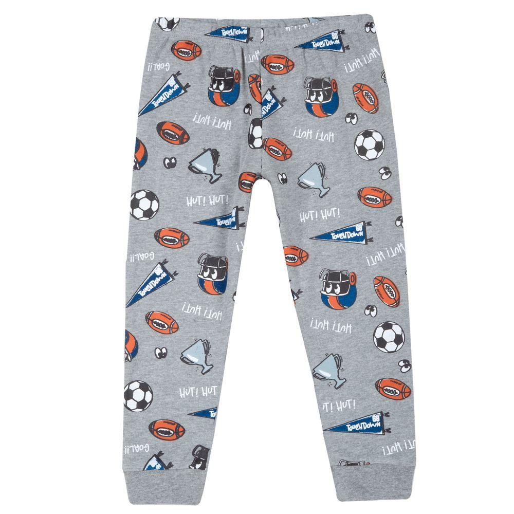 Брюки пижамные Chicco Bent, арт. 090.31324.096, цвет Серый