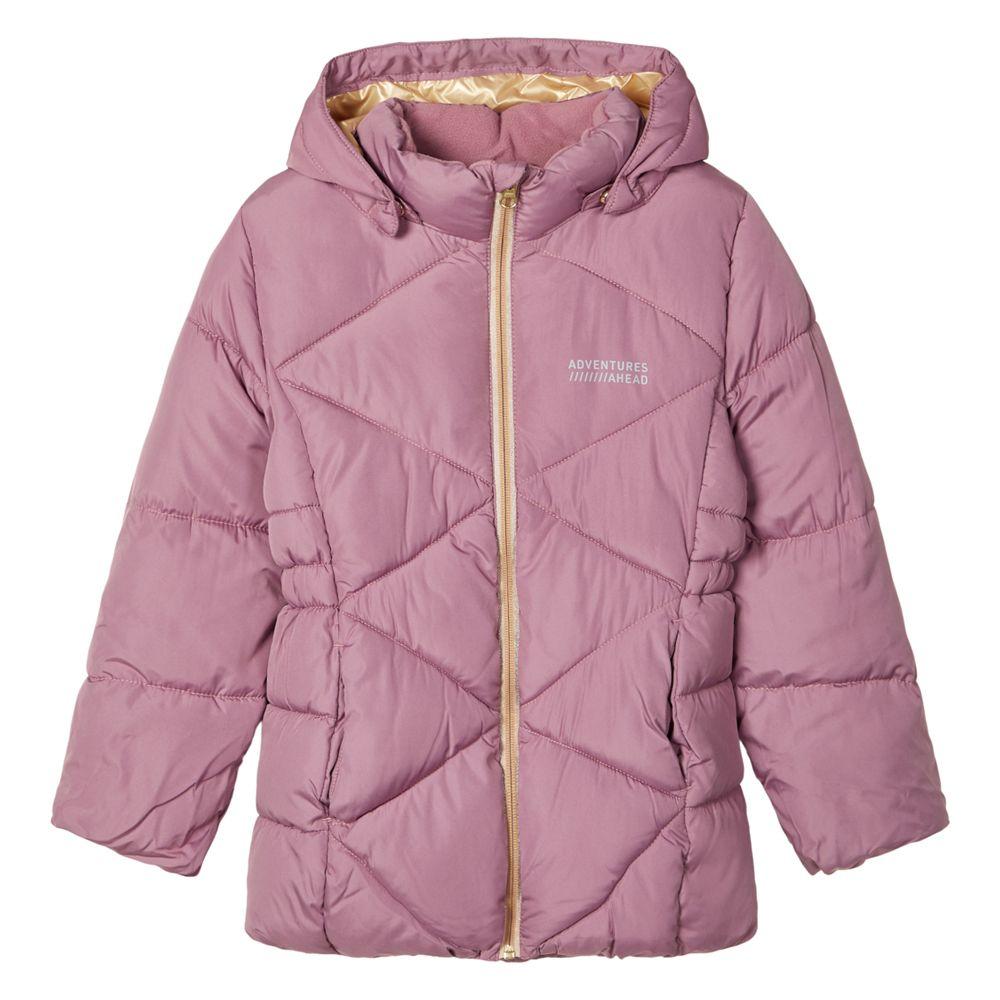 Куртка Name it Randi, арт. 203.13178612.WMAU, цвет Розовый