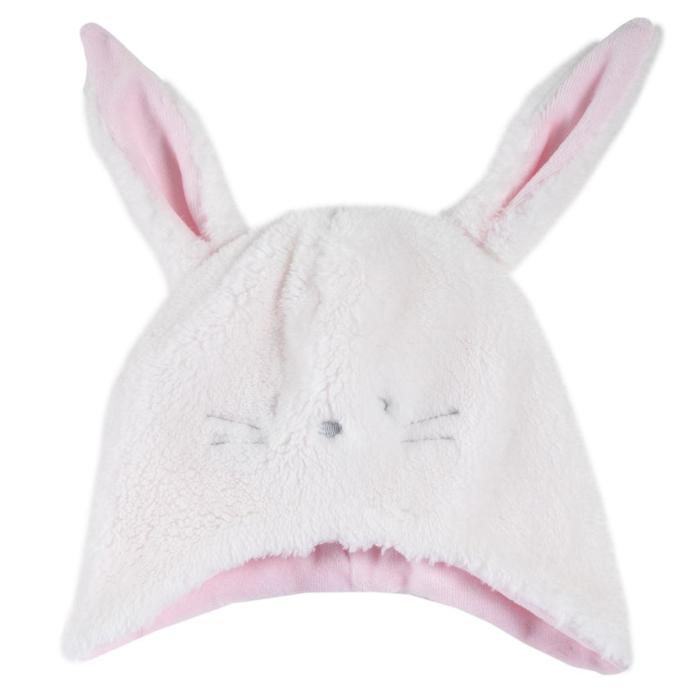 Шапка Chicco Rabbit family, арт. 090.04489.031, цвет Белый