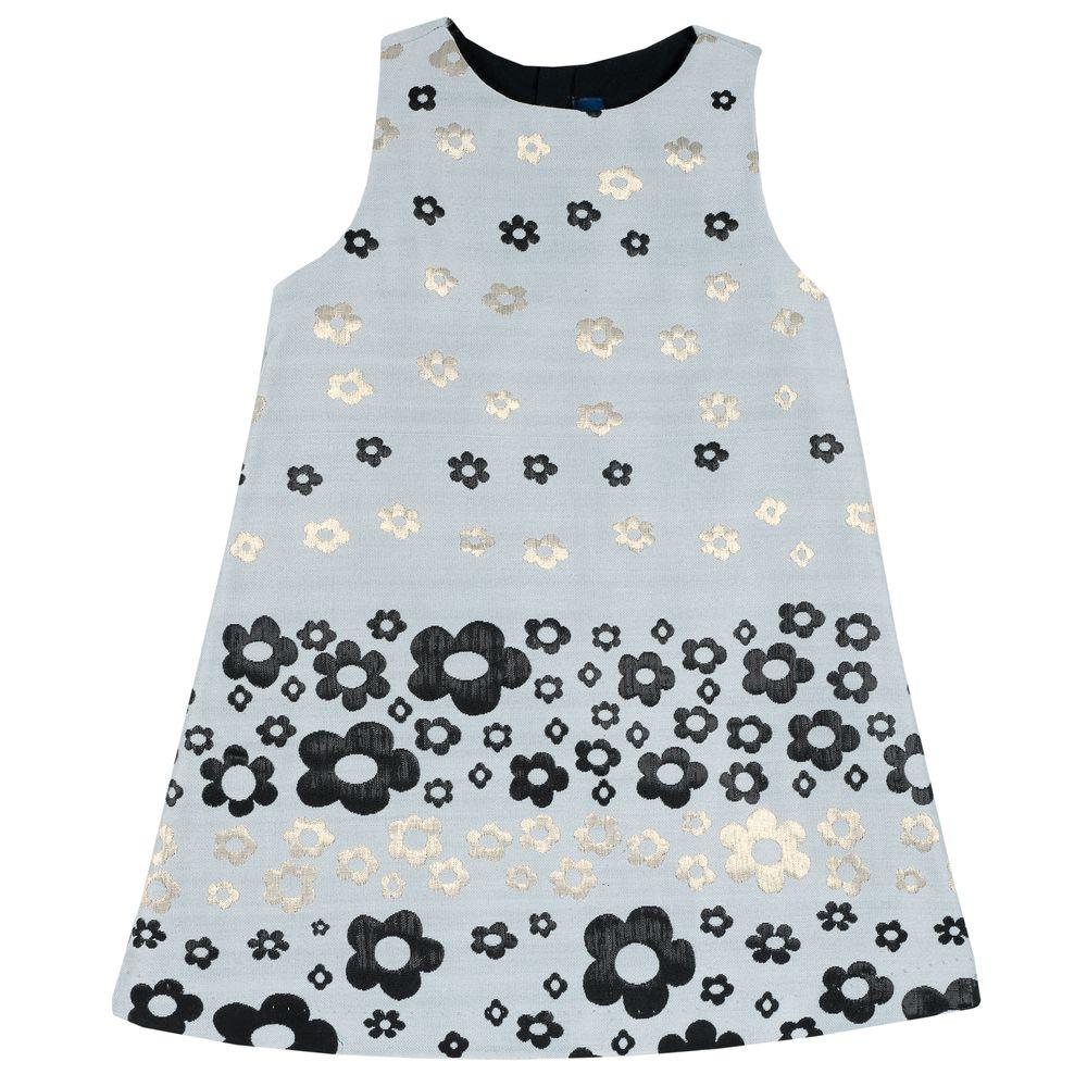 Платье Chicco Coco, арт. 090.03383.096, цвет Серый