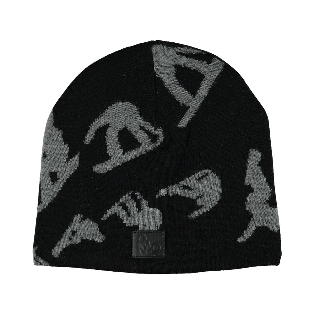Шапка Molo Kite Graphic Sequence, арт. 7W19S308.5369, цвет Черный