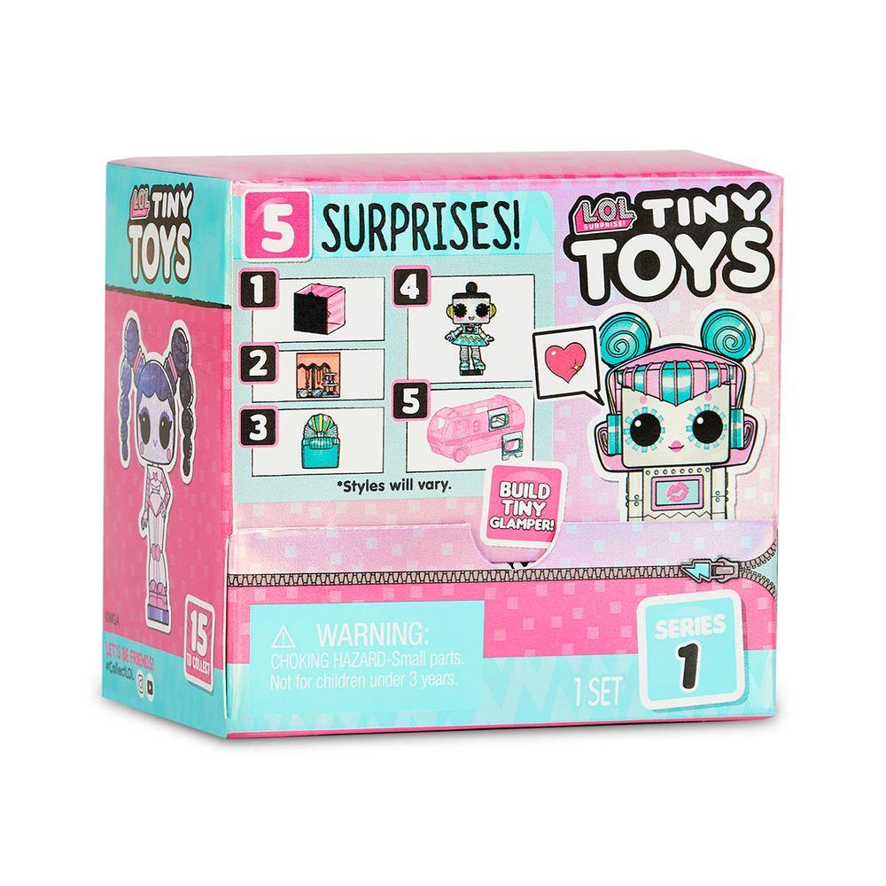 """Игровой набор L.O.L Surprise """"Tiny Toys"""", арт. 565796"""