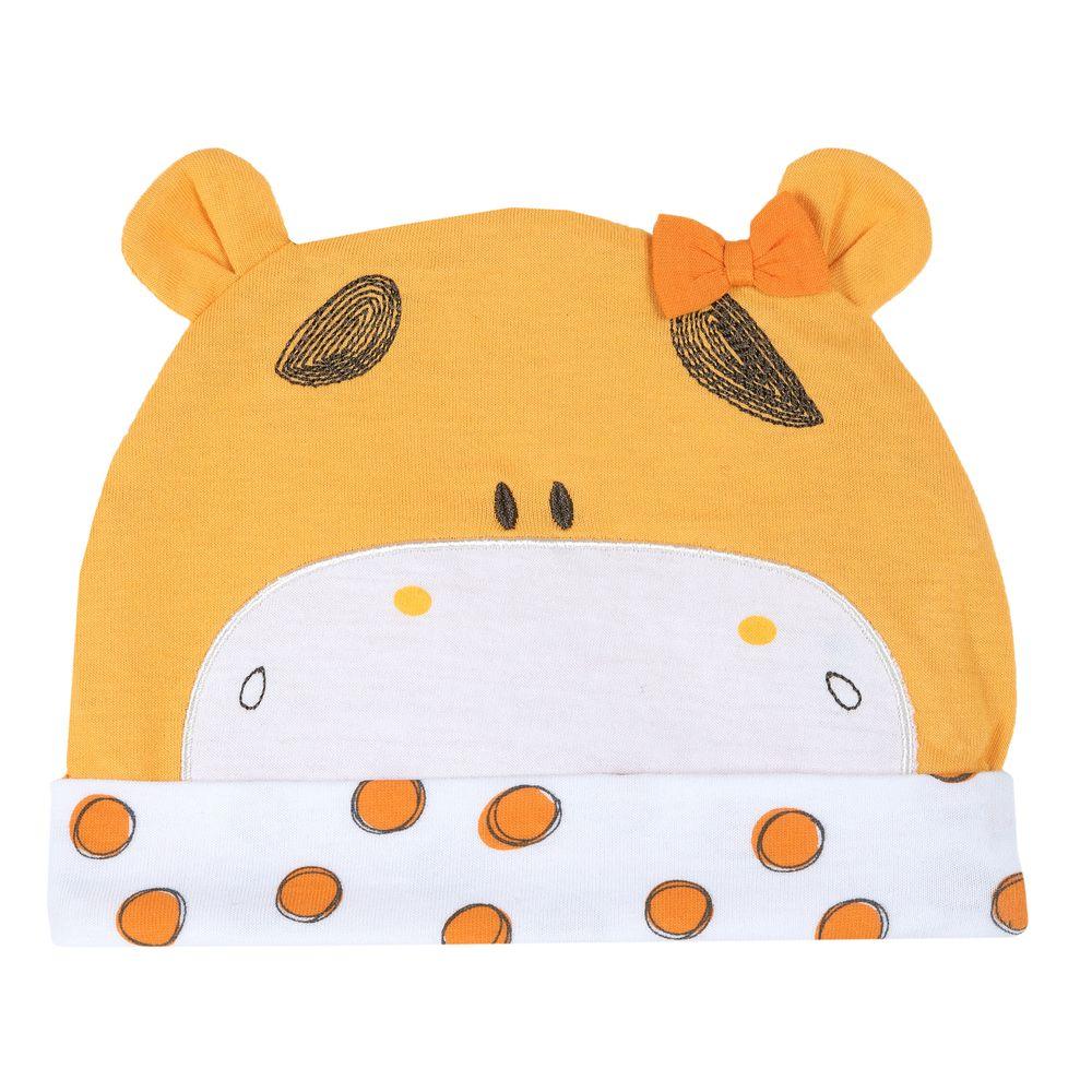 Шапка Chicco Giraffa, арт. 090.04645.049, цвет Желтый